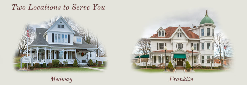 Ginley Funeral Homes - Franklin, Medway and Walpole, MA